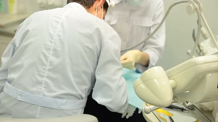 dişçi : Medical Treatment at Dentist Office