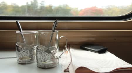 çay fincanı : Traveling by ukrainian train in compartment