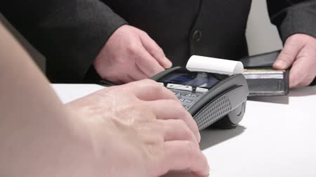 payment : Using credit card payment terminal in Ukraine