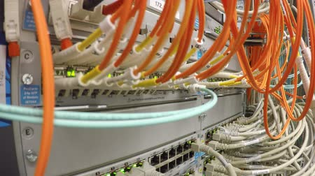adminisztratív : Network Switch Optical fiber FO