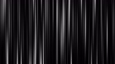 ismétlés : Abstract lines pattern on vertical moving with black background. Abstract repeatable lines background Stock mozgókép