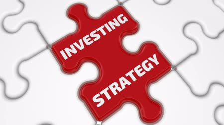 compiled : Investing strategy. The inscription on the missing element of the puzzle