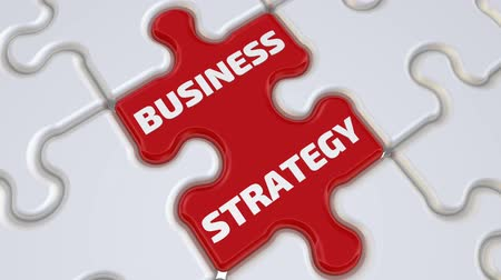 Business strategy Archivo de Video