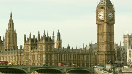 reino unido : Classic view of the Big Ben