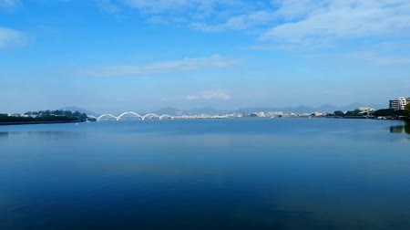 han river : Han River in Chaozhou, Guangdong Province, China
