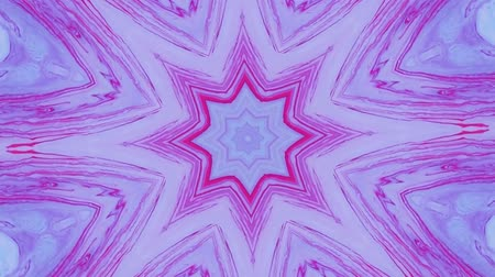 vytržení : Abstract motion graphics background. Hypnotic mandala for meditation. Kaleidoscope stage visual effect for concert, music video, show, exhibition, LED screens and projection mapping.
