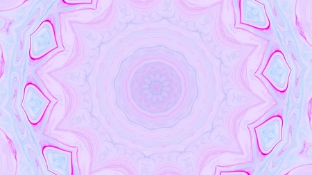 めい想的な : Abstract motion graphics background. Hypnotic mandala for meditation. Kaleidoscope stage visual effect for concert, music video, show, exhibition, LED screens and projection mapping.