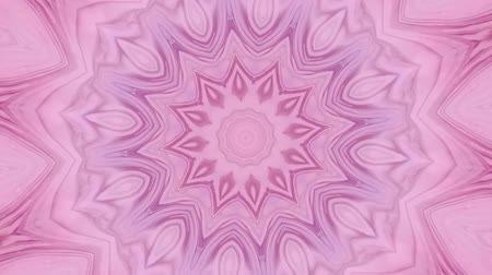 hipnoza : Abstract motion graphics background. Hypnotic mandala for meditation. Kaleidoscope stage visual effect for concert, music video, show, exhibition, LED screens and projection mapping.