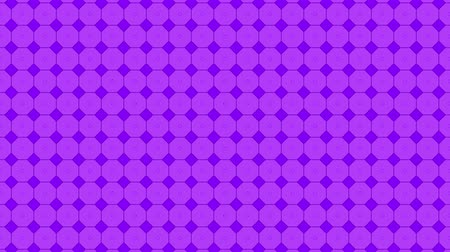 sekans : Colorful kaleidoscope sequence pattern, 4K. Abstract purple motion graphics background. For clubs, shows, fractal animation.