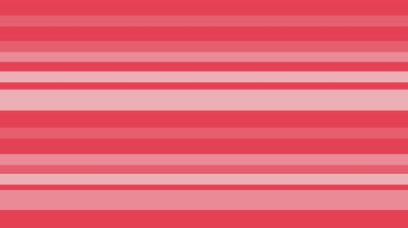 sekans : Colorful stripes sequence pattern, 4k. Abstract red and white motion graphics background. For banners, shows, animation.