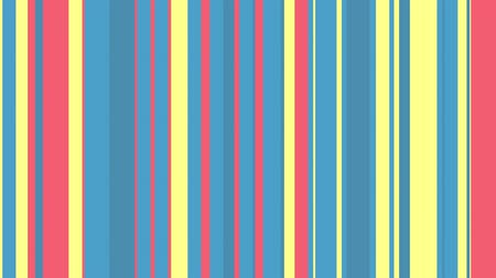 vertical stripes : Colorful stripes sequence pattern, 4k. Abstract multicolored motion graphics background. For clubs, shows, animation.