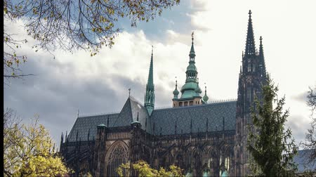 cseh : Cathedral of the city of Prague in the Czech Republic