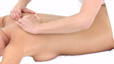 massages : Animation presenting different spa treatments in HD