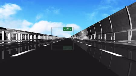 asphalt road : 3d HD Road Animation