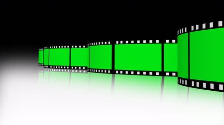 bioscoop : HD 1080 Film Strip