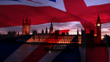 büyük britanya : UK Footage Montage showing many of the historical sites in the United Kingdom