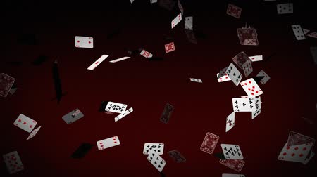 kart : 3d Animated Poker Cards Falling