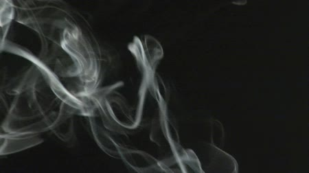 сжигание : Stock Footage of Smoke