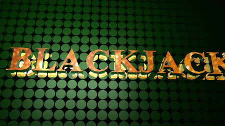 şanslı : Blackjack Poker Sign