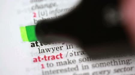 hukuk : Definition of attorney highlighted in the dictionary
