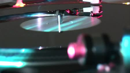 gramophone : Clubbing in High Definition 1080i Stock Footage