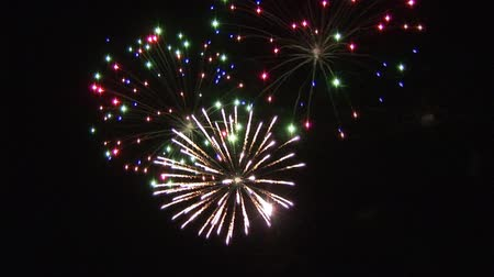 четверть : 4th of July Fireworks Display