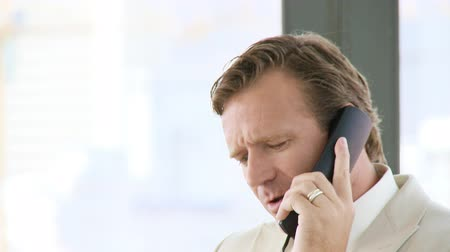 prepaid : CEO talking on phone