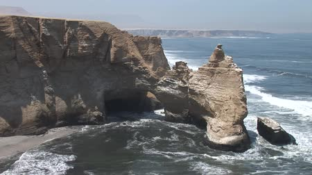 pensamento : Paracas National Parc in Peru, before earthquake in 2007