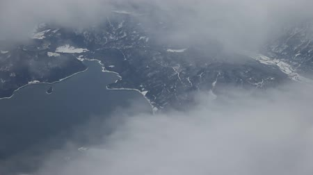 брезент : video footage of the Walchensee in the german alps