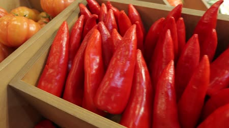 chili paprika : Red Chili