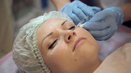 injetar : Mesotherapy facial skin treatment