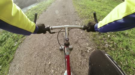 cyclists : Riding Mountain Bike, Personal Point of View