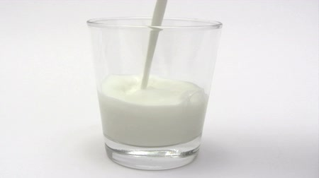 prepare food : Having a Glass of Milk