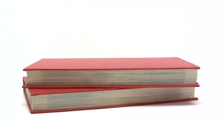 znalost : Stacking Red Books