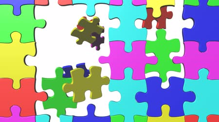jigsaw : Colorful Puzzle