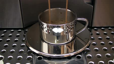 coffee brewing : Preparing Espresso