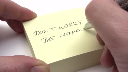 briefpapier : Dont Worry