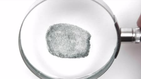 parmak izi : Investigating a Fingerprint