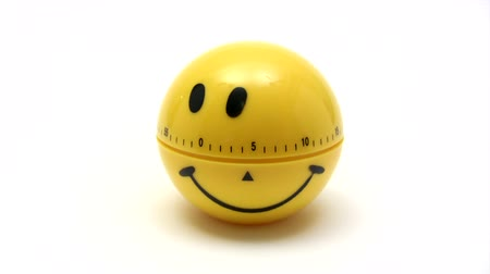 smilies : Smiling Timer - Time Lapse Stock Footage