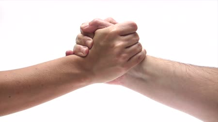 partnerschaft : Shaking Hands