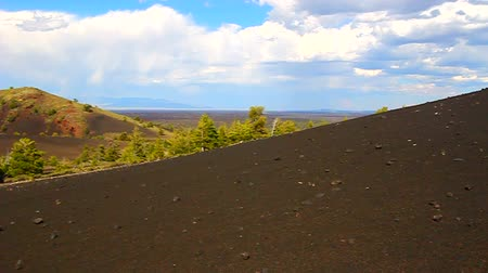 metamorphic : Inferno Cone at Craters of the Moon in Idaho