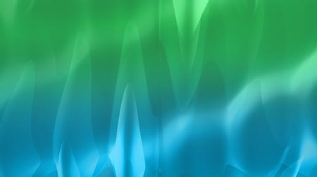 fundo azul : Flowing waves background