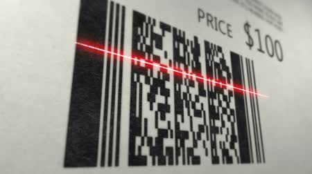 packaging : QR code scan check