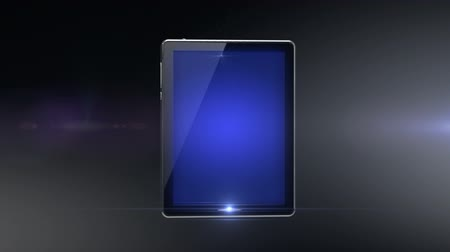 КПК : Tablet with media in motion