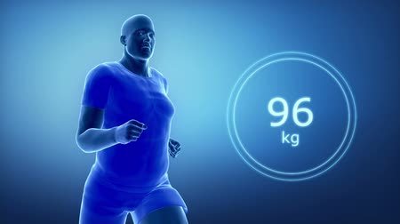sprintel : Running man from fat to fit in kg