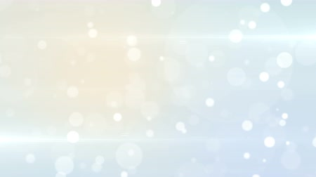 inspiradora : Particles pastel color business clean bright glitter bokeh dust abstract background loop