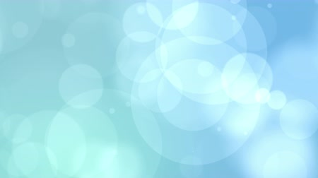 Particles pastel color business clean bright glitter bokeh dust abstract background loop