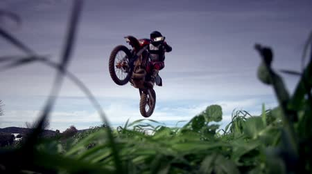 sport estremi : Motocross Jump - Super Slow Motion