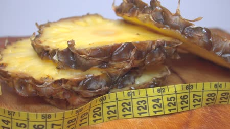 milimetre : Pineapple and Measurement
