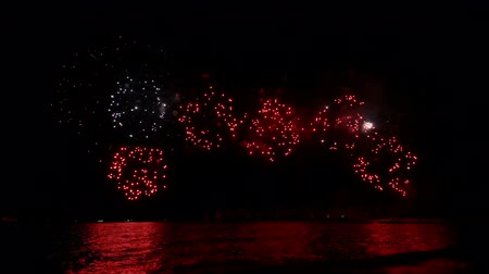 duchas : A large Fireworks Display event.